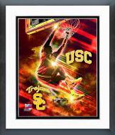 USC Trojans Player Composite Framed Photo