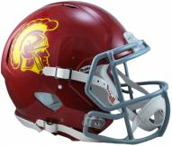 USC Trojans Riddell Speed Full Size Authentic Football Helmet
