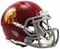 USC Trojans Riddell Speed Mini Replica Football Helmet