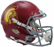 USC Trojans Riddell Speed Replica Football Helmet