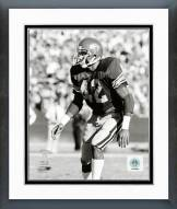 USC Trojans Ronnie Lott 2008 Action Framed Photo