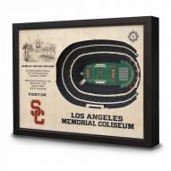 USC Trojans Stadium View Wall Art