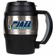 Utah Jazz 20 Oz. Mini Travel Jug