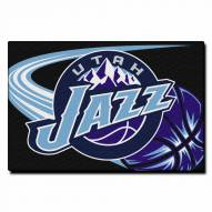 "Utah Jazz 20"" x 30"" Tufted Rug"