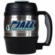 Utah Jazz 52 oz. Stainless Steel Travel Mug