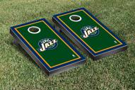 Utah Jazz Border Cornhole Game Set