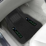 Utah Jazz Deluxe Car Floor Mat Set