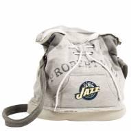 Utah Jazz Hoodie Duffle