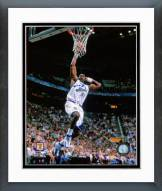 Utah Jazz Karl Malone Action Framed Photo