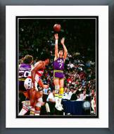 Utah Jazz Pete Maravich 1979 Action Framed Photo