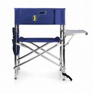 Utah Jazz Sports Folding Chair