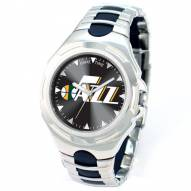 Utah Jazz Victory Series Mens Watch