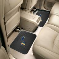 Utah Jazz Vinyl 2-Piece Rear Floor Mats