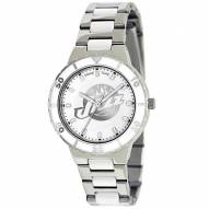 Utah Jazz Womens Pearl Watch