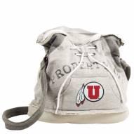 Utah Utes Hoodie Duffle