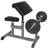 Valor Fitness CB-6 Preacher Curl Bench