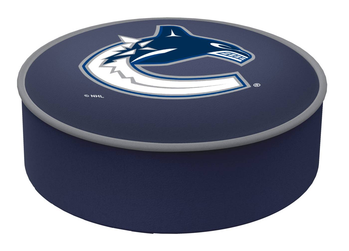 Vancouver Canucks Bar Stool Seat Cover