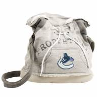 Vancouver Canucks Hoodie Duffle