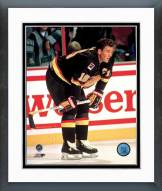 Vancouver Canucks Trevor Linden Action Framed Photo