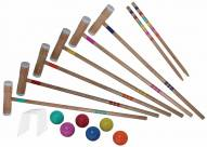 Verus Expert Emerald Adjustable Croquet Set