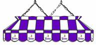 "Minnesota Vikings NFL Team 40"" Rectangular Stained Glass Shade"