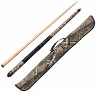 Viper Realtree Max 4 Camouflage Billiard Cue & Realtree Hardwoods Cue Case Bundle