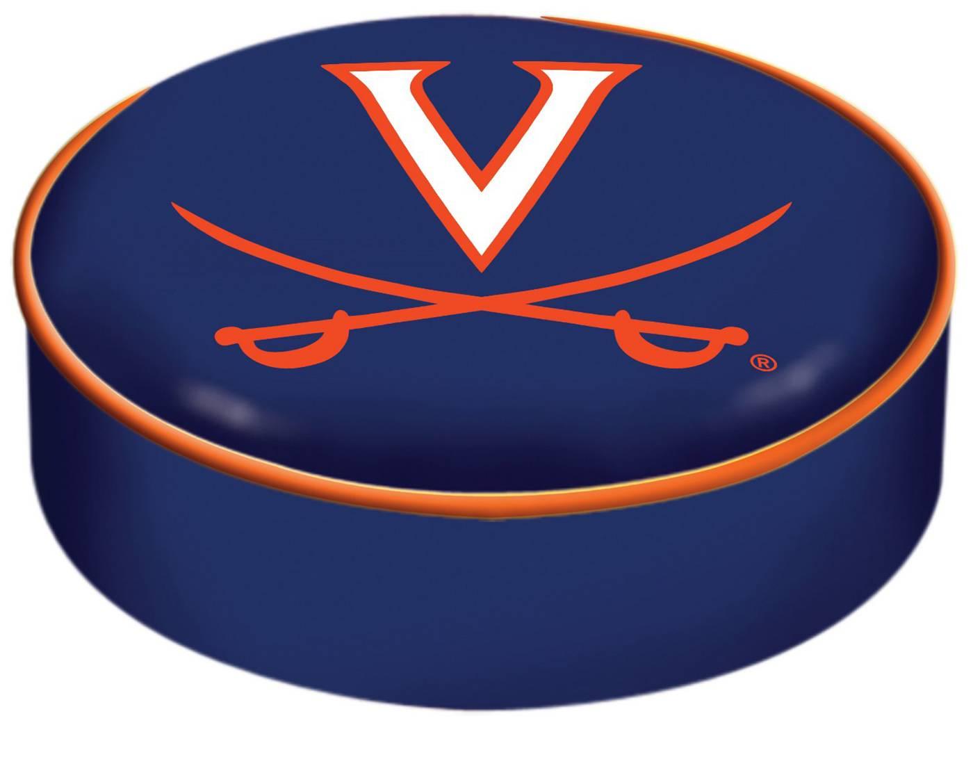 Virginia Cavaliers Bar Stool Seat Cover