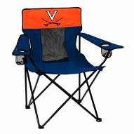 Virginia Cavaliers Elite Tailgating Chair