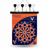 Virginia Cavaliers Magnetic Dart Board