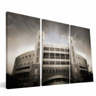 "Virginia Tech Hokies 24"""" x 48"""" Stadium Canvas Print"