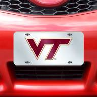 Virginia Tech Hokies Acrylic License Plate