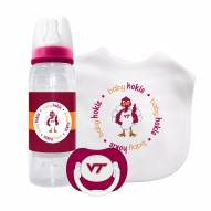 Virginia Tech Hokies Baby Gift Set