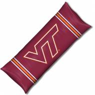 Virginia Tech Hokies Body Pillow