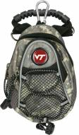 Virginia Tech Hokies Camo Mini Day Pack