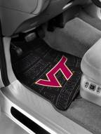 Virginia Tech Hokies Car Floor Mats