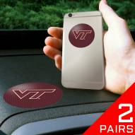 Virginia Tech Hokies Cell Phone Grips - 2 Pack