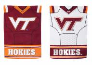 Virginia Tech Hokies Double Sided Jersey Garden Flag