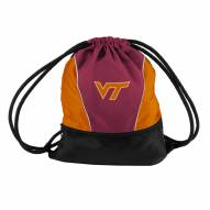 Virginia Tech Hokies Drawstring Bag