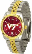 Virginia Tech Hokies Executive AnoChrome Men's Watch