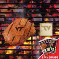 Virginia Tech Hokies Fan Brand - 2 Pack