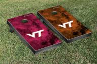 Virginia Tech Hokies Galaxy Cornhole Game Set