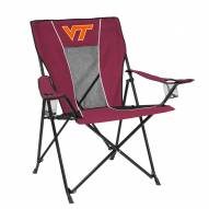 Virginia Tech Hokies Game Time Tailgate Chair