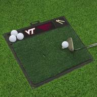 Virginia Tech Hokies Golf Hitting Mat