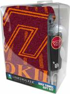 Virginia Tech Hokies Golf Towel Gift Set
