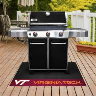 Virginia Tech Hokies Grill Mat