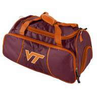 Virginia Tech Hokies Gym Duffle Bag