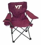 Virginia Tech Hokies Kids Tailgating Chair