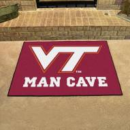 Virginia Tech Hokies Man Cave All-Star Rug