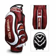 Virginia Tech Hokies Medalist Cart Golf Bag