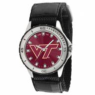Virginia Tech Hokies Mens Veteran Watch